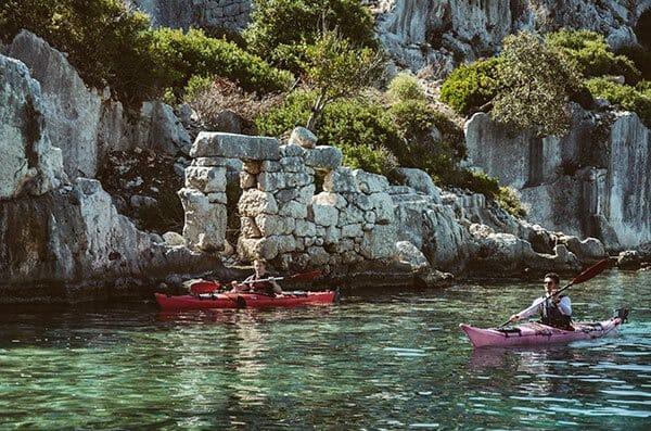 Kol Kaslarına Güven : Sea Kayak (Deniz Kanosu) #4009