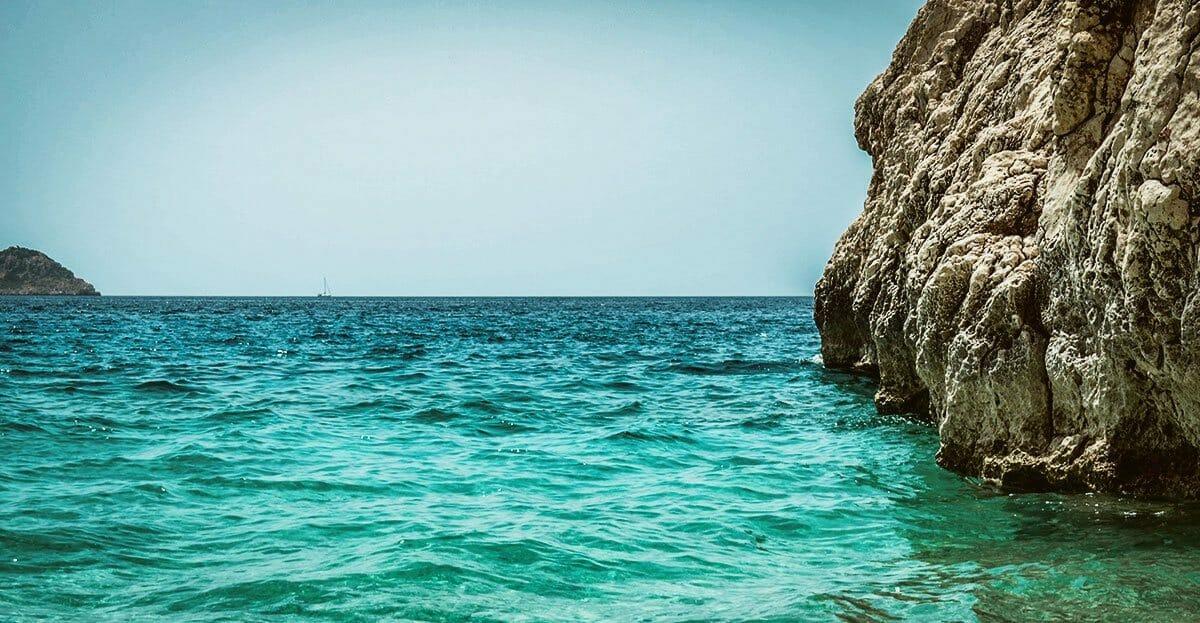 kaşın denizi
