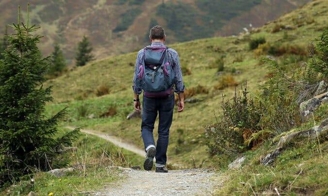 doğa yürüyüşü-trekking