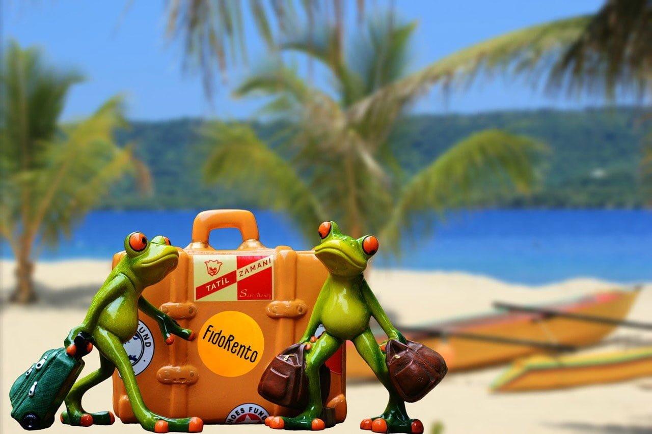Tatil Bavulu Hazırlama Sanatı ve Kaş Tatili #11125