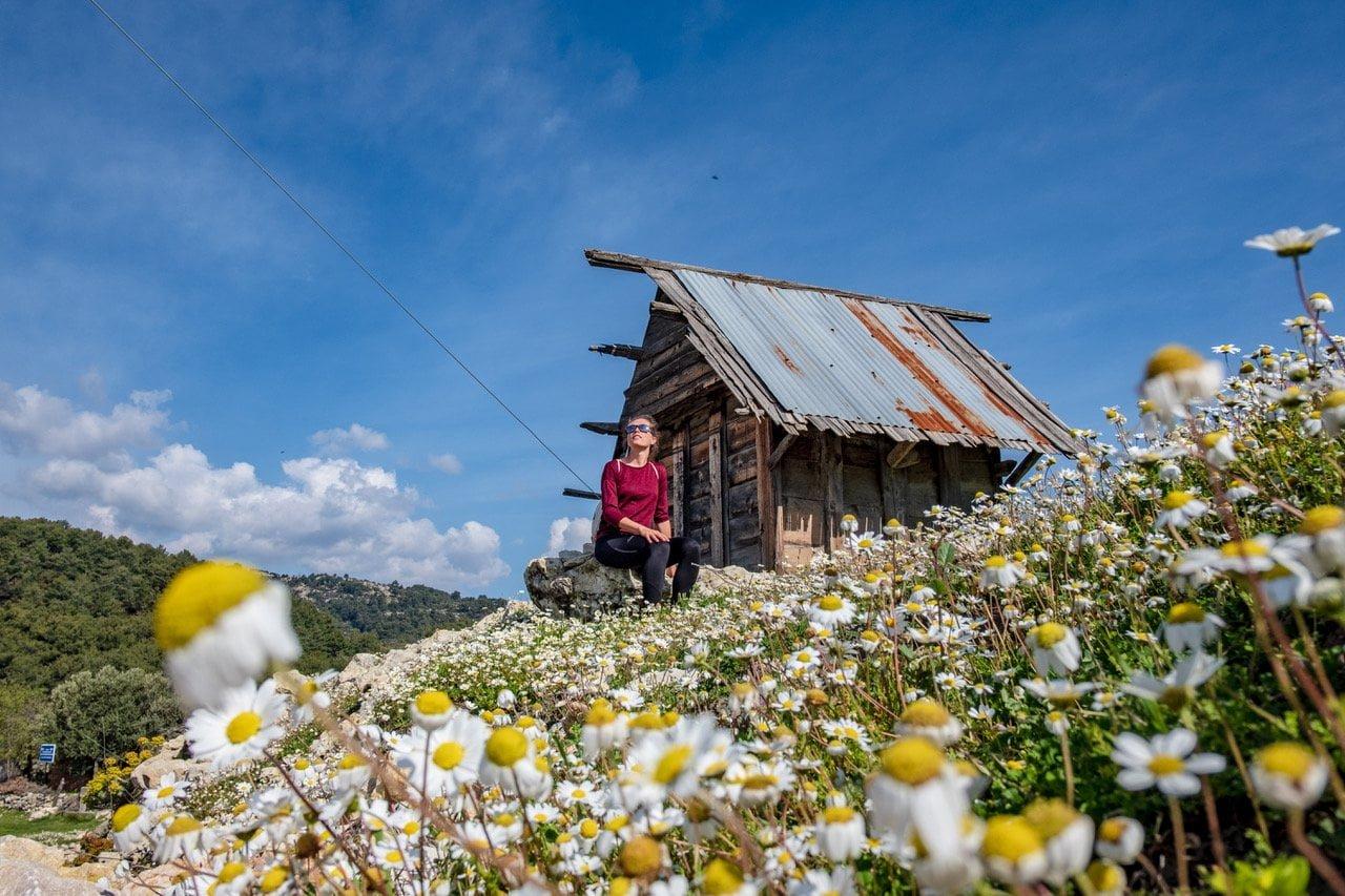 Çataloluk Köyü ve Antik Kent Kandyba #11175