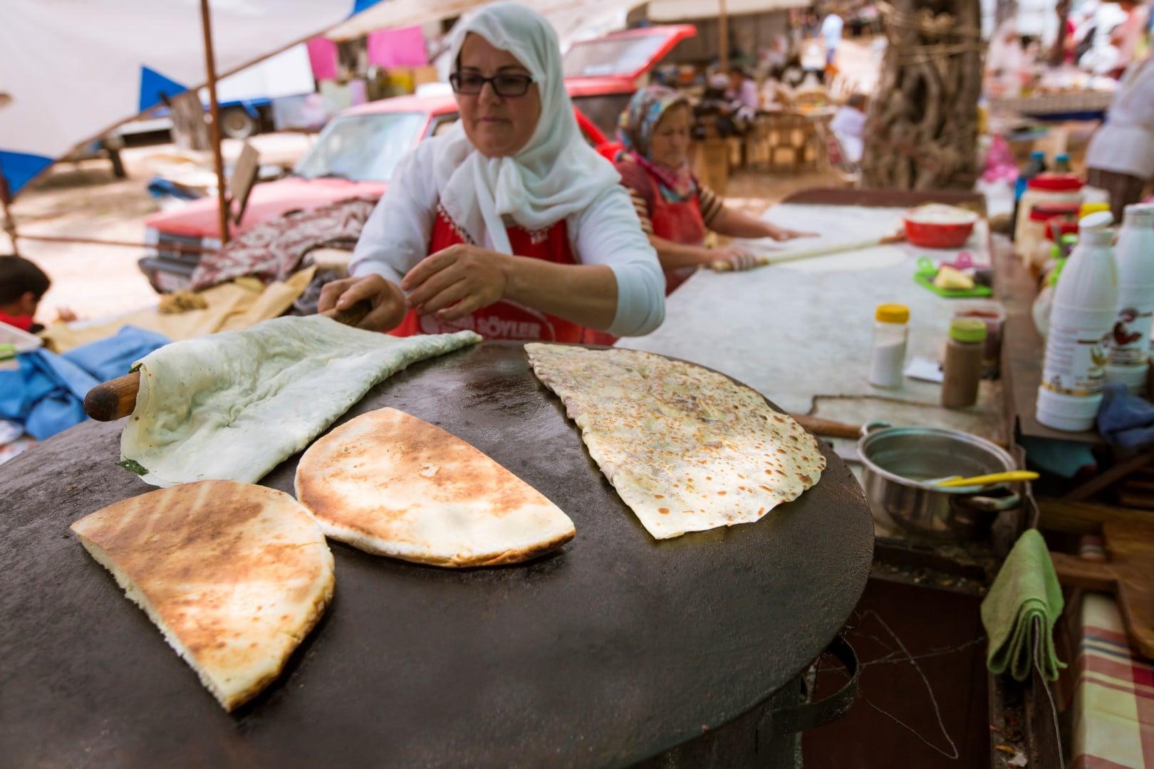 Kaş'ta Ne Yenir, Ne İçilir? Kaş Yemek Kültürü #11174