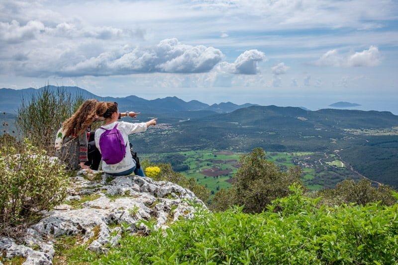 Phellos Antik Kenti : Tırmanmak Güzeldir #11176