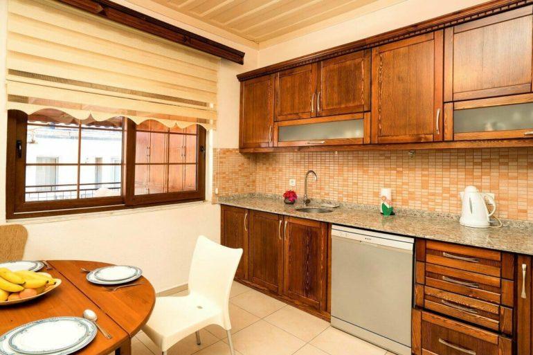 Tan Apartment