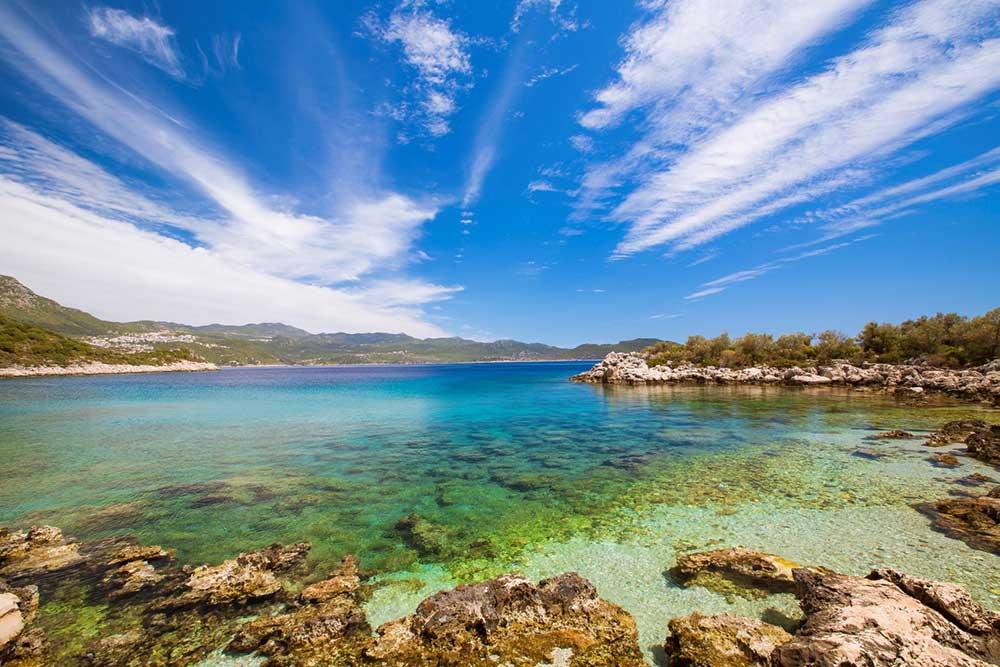 Hidayet Bay Beach