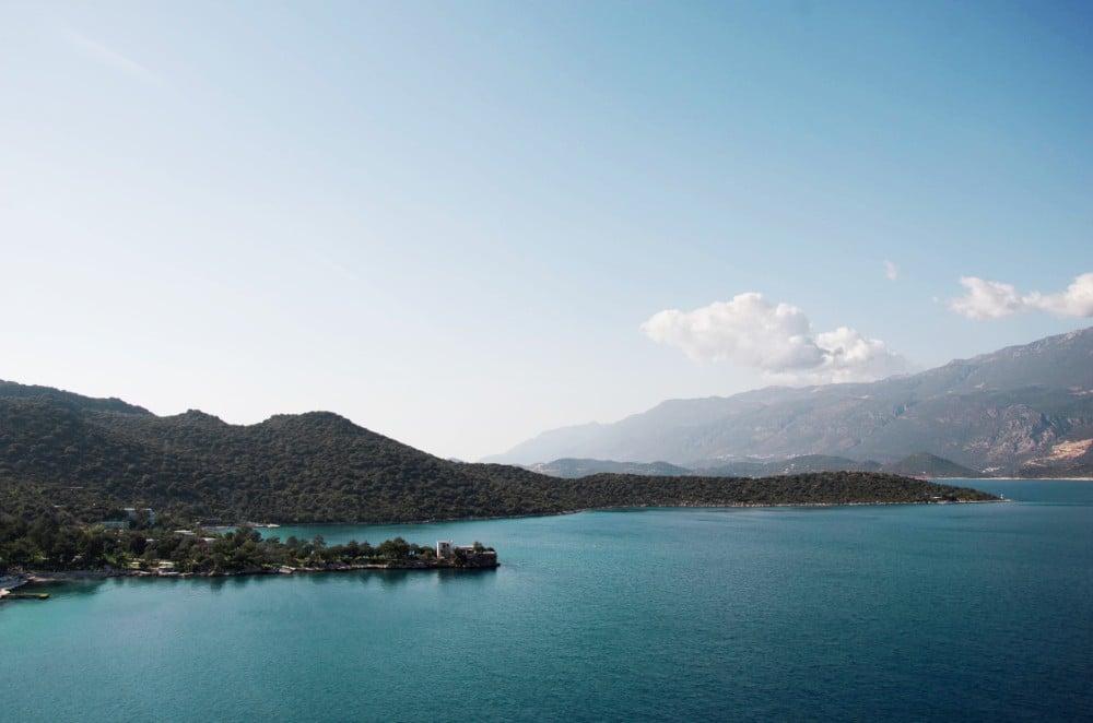 Kaş'ta Gezilecek Yerler : Limanağzı
