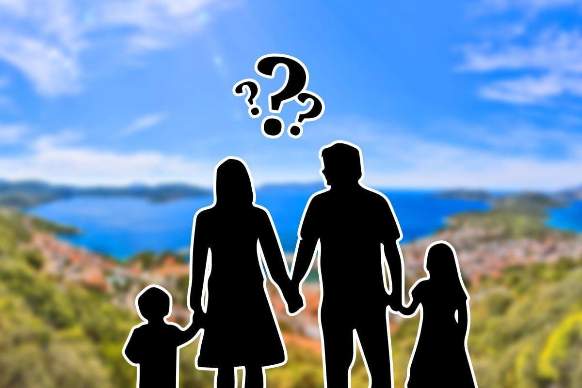 aileler ve tatil tercihleri
