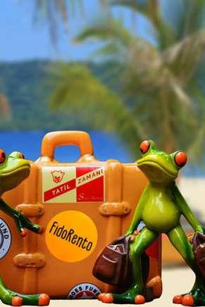 Tatil Bavulu Hazırlama Sanatı ve Kaş Tatili