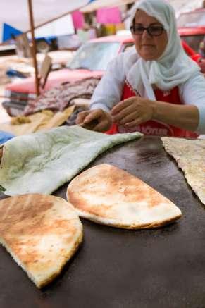 Kaş Yemek Kültürü : Kaş'ta Ne Yenir, Ne İçilir?